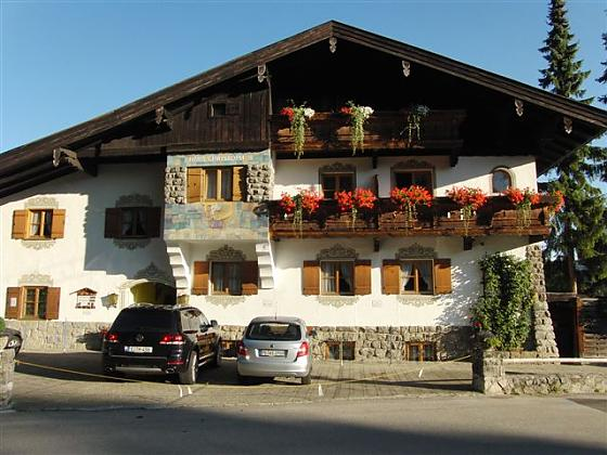 G�stehaus Christoph in Bad Wiessee