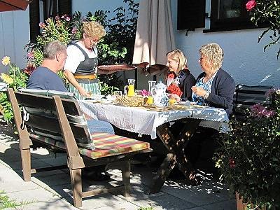 Haus Scherer - Frühstück