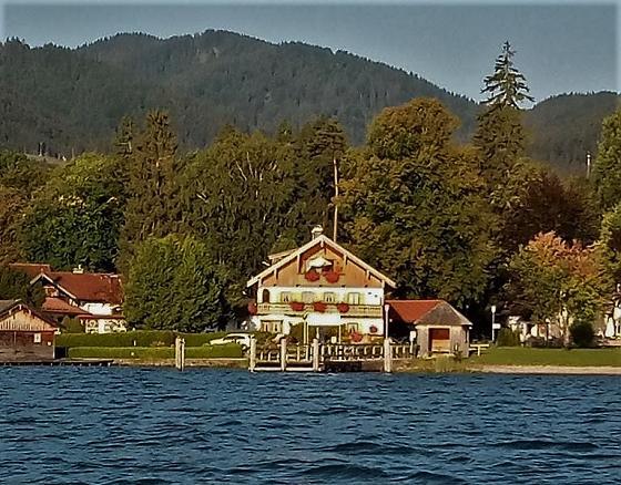 Haus Seeblick Bad Wiessee - Wellness