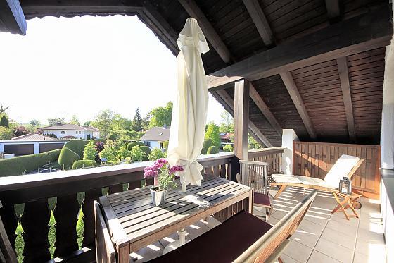 Wohnung Roseninsel mit gr. Balkon