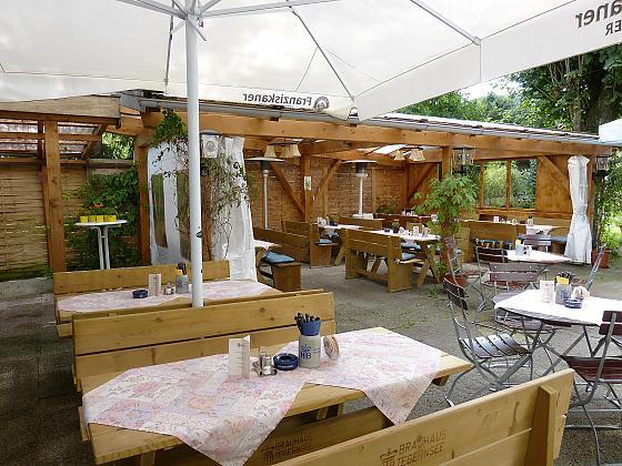 Gasthof Weidenau - Gastronomie