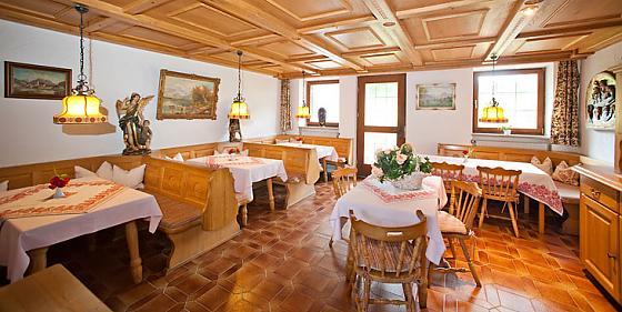 Gästehaus Zibert - Frühstück