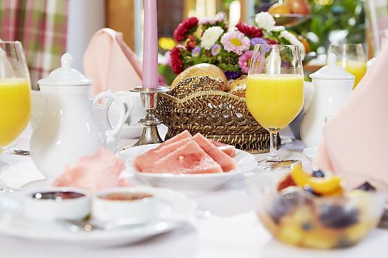 Gästehaus Ziegleder - Frühstück