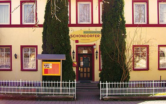 Pension Schondorfer
