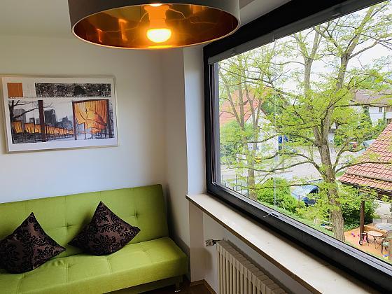 Ferienwohnung ohne Balkon für 3