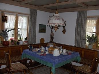 Brombergerhof - Frühstück