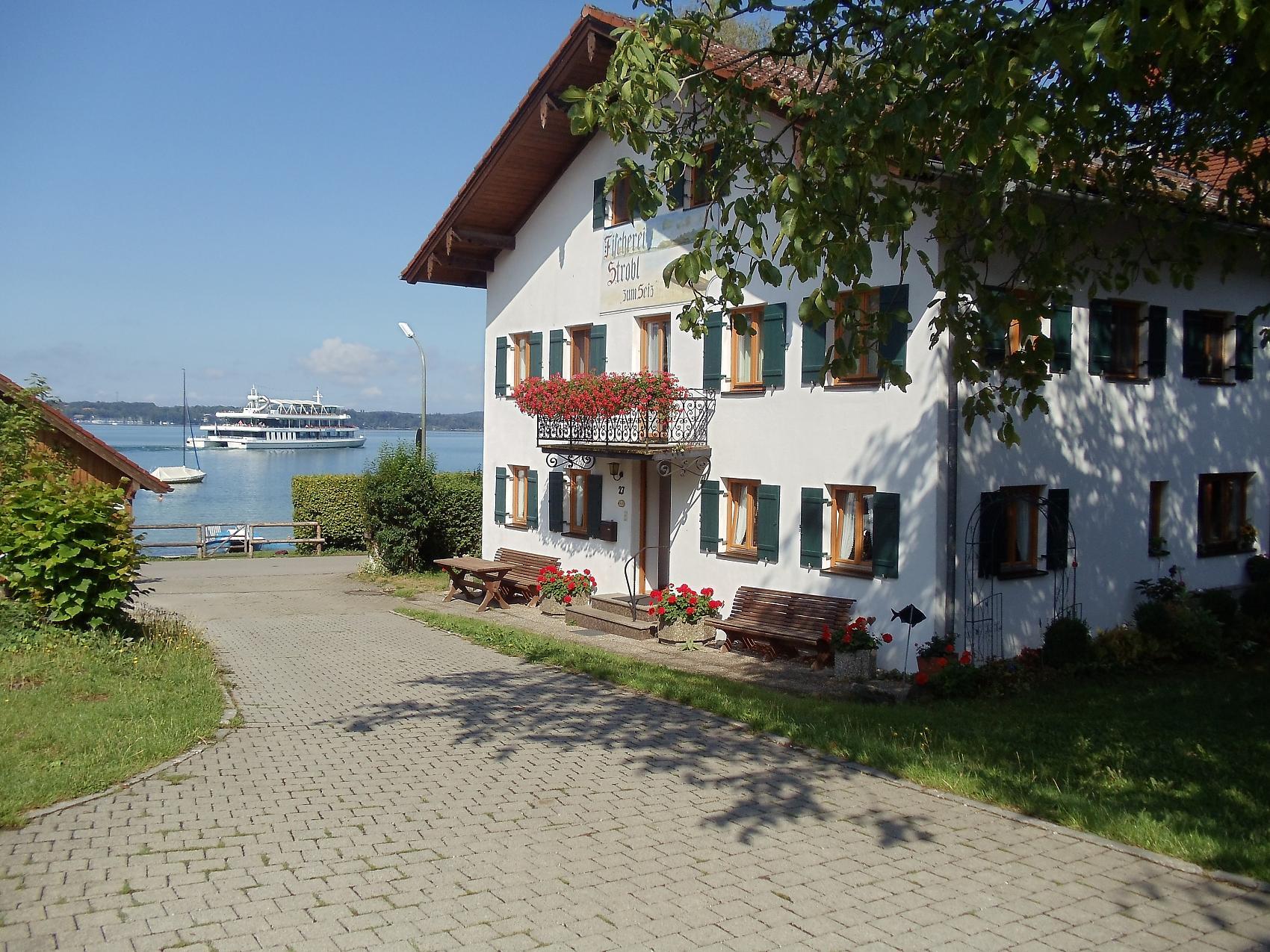Ferienwohnungen Johann Strobl - Münsing-Ambach
