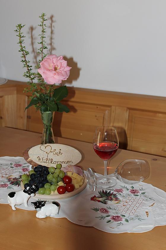Zimmer mit Kochgelgenheit