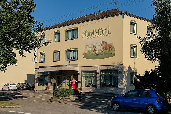 Hotel Pension Fruth