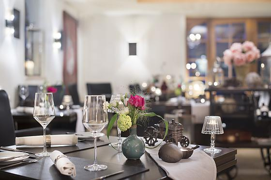 Romantik Hotel Chalet am Kiental - Gastronomie