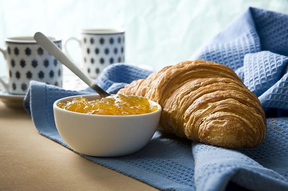 Romantik Hotel Chalet am Kiental - Frühstück