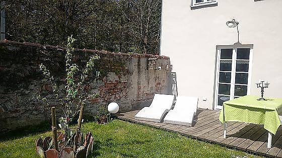 Ferienhaus Anno 1604 - Wellness