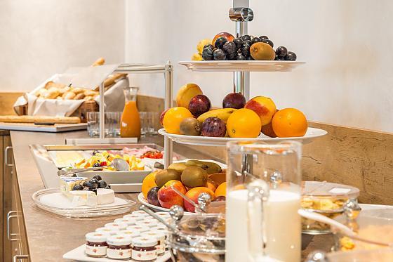 Hotel Ammi - Frühstück