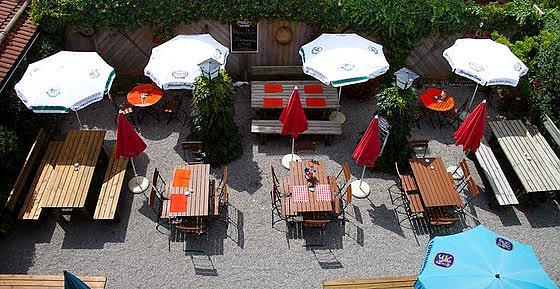 Pilsenhof - Gastronomie