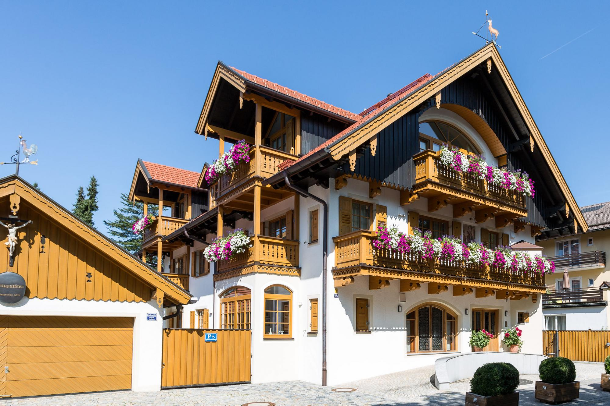 Landhaus Theresa in Bad Tölz
