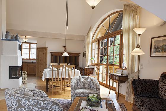 ***** Landhaus-Suite Zugspitze