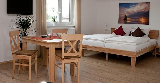 Apartment im Obergeschoss - Ost