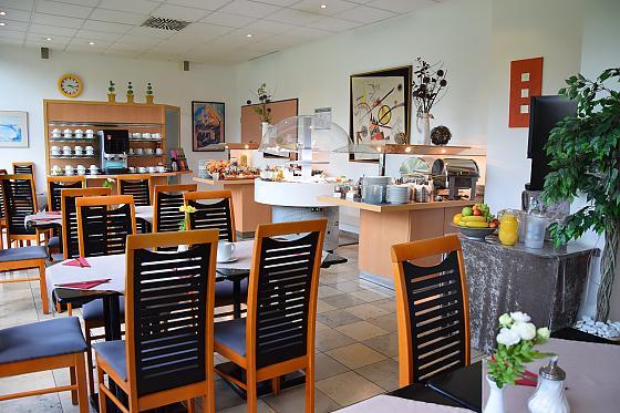 ECONTEL HOTEL München - Frühstück