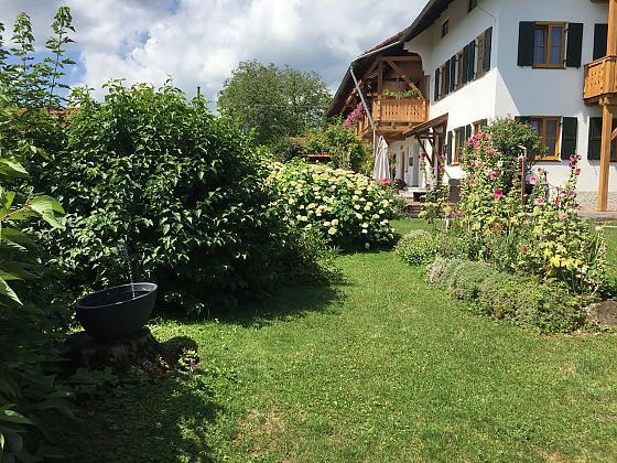 FeWo Gartenblick im EG ****
