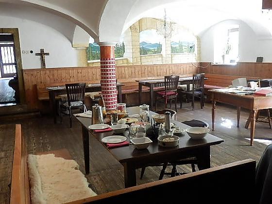 Berg-Pension Maroldhof - Frühstück