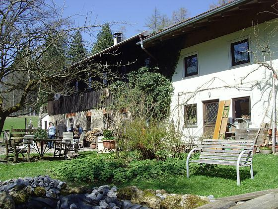 Berg-Pension Maroldhof - Wellness