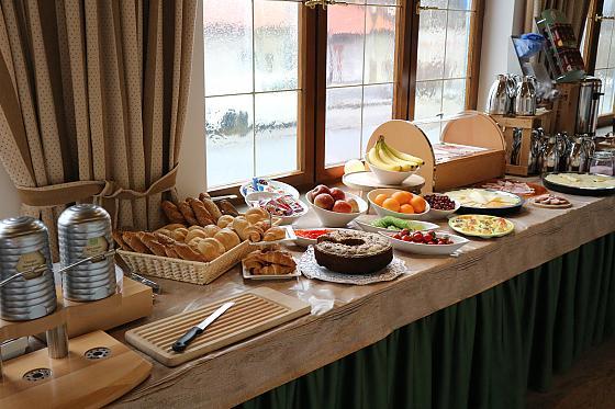 Hotel Waltraud Garni - Frühstück