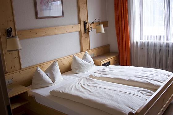 Doppelzimmer & Einzelzimmer