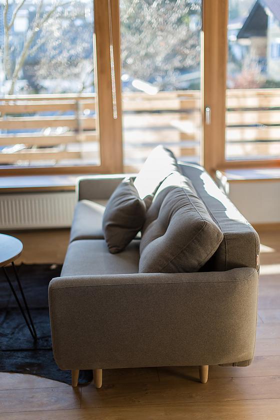 OLYMPIA: FeWo mit Balkon und Bergbl