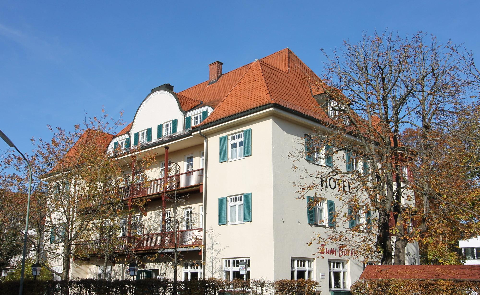 Hotel Gautinger Hof in Gauting