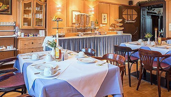 Hotel Gautinger Hof - Frühstück