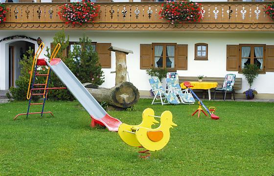 Ferienwohnungen Zum Baur - Wellness