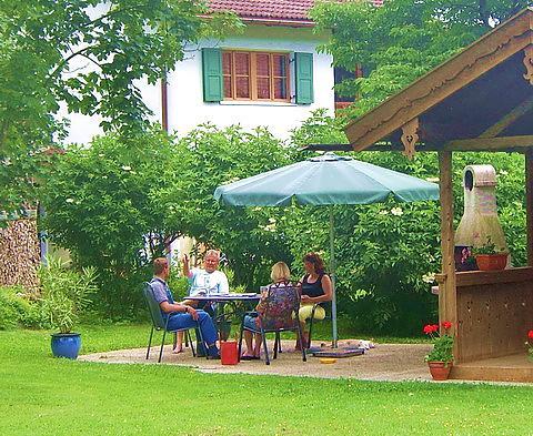 Ferienwohnungen Lettnerhof - Wellness