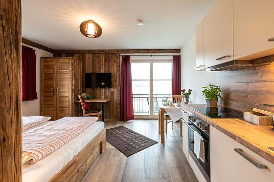 Wild Pension & Appartements - Wellness