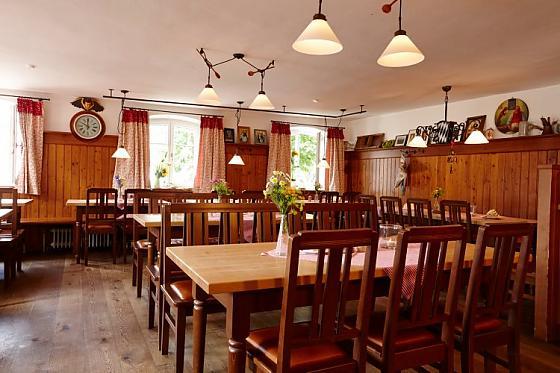 Hotel Gasthof Eberl - Gastronomie