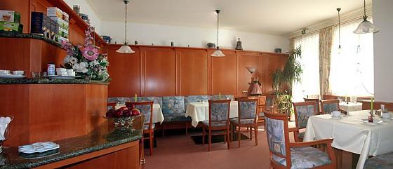 Hotel Kilian - Frühstück