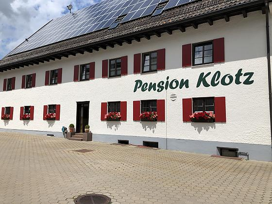 Pension Klotz in Kottgeisering