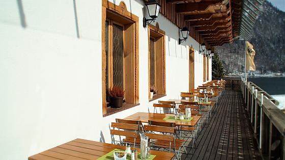 Panorama See-Hotel Restaurant Karwendelblick - Gastronomie
