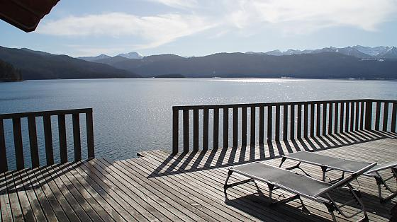 Panorama See-Hotel Restaurant Karwendelblick - Wellness