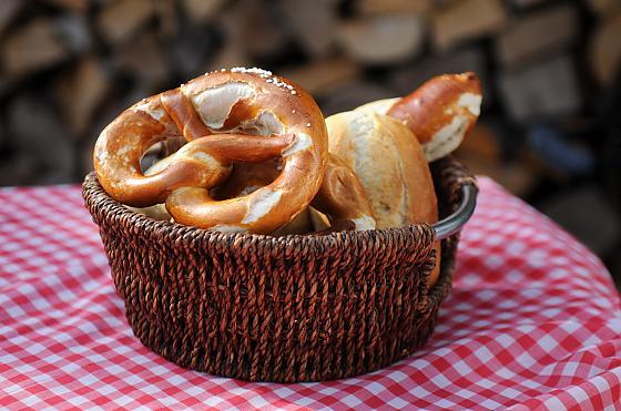 Bauernhof Ferienwohnung Drexl - Frühstück