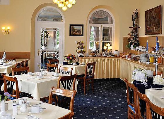Hotel Bayerischer Hof Starnberg - Frühstück