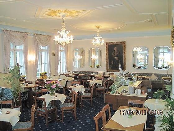 Hotel Bayerischer Hof Starnberg - Gastronomie