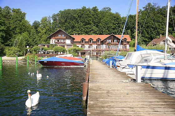 Hotel Forsthaus am See in Possenhofen - Pöcking