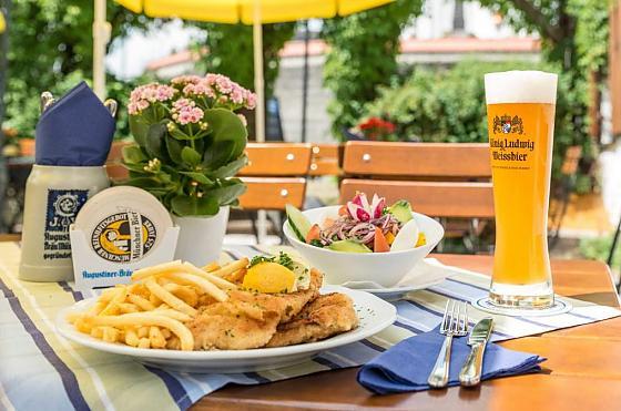 Hotel und Landgasthof Alter Wirt - Gastronomie