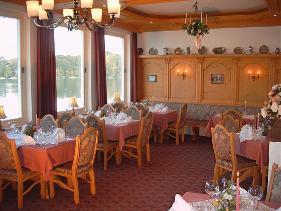 Seehotel Grauer Bär - Gastronomie