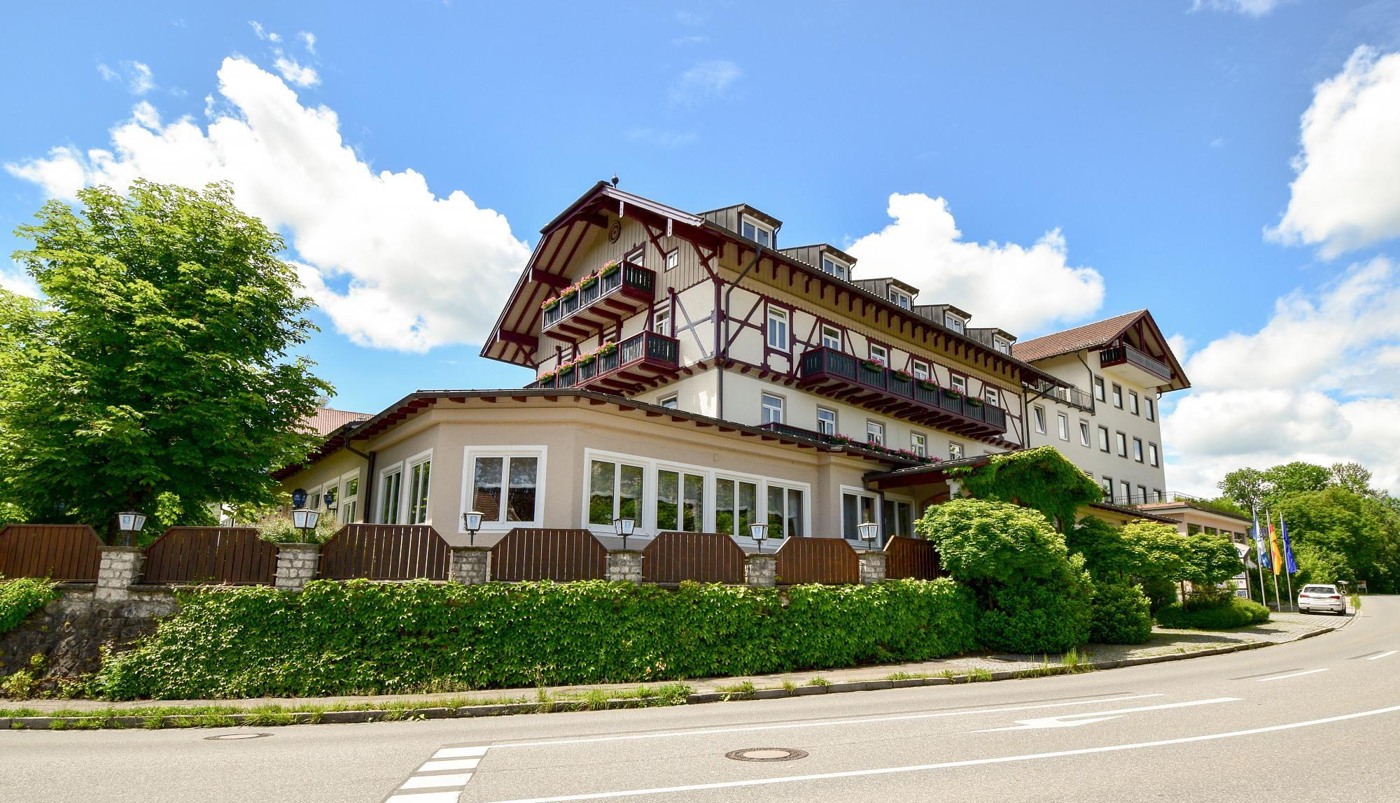 Hotel Seeblick Bernried Am Starnberger See