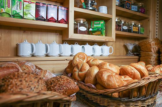 Hotel Seeblick - Frühstück