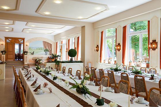 Hotel Seeblick - Gastronomie