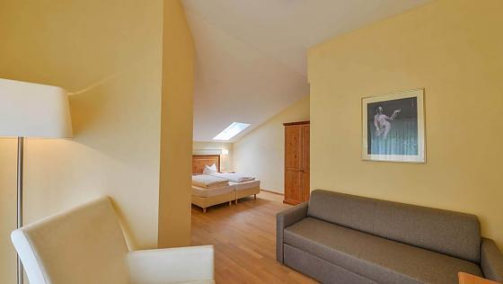 "Komfort-Doppelzimmer ""Studio"""