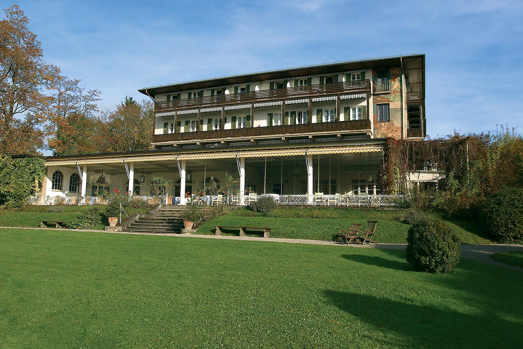 Golf Hotel Kaiserin Elisabeth Feldafing