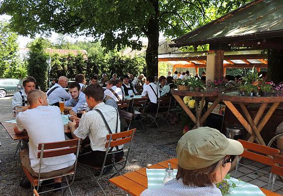 Landgasthof Fischbach - Gastronomie